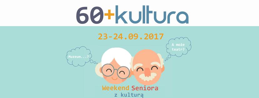 """Zajęcia dla seniorów w ramach programu """"Kultura 60+"""""""