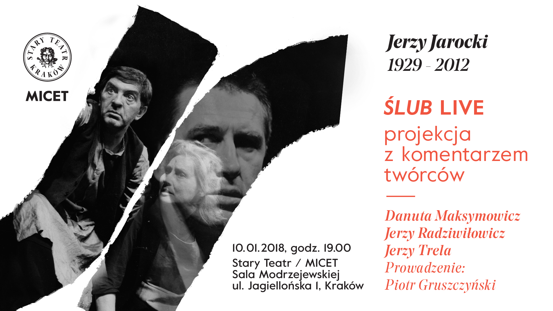 JAROCKI ŚLUB LIVE