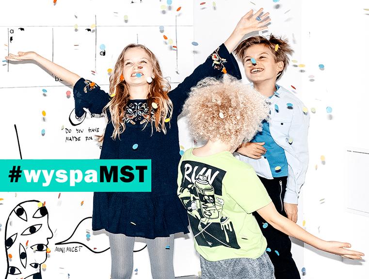 Warsztaty dla dzieci #wyspaMST