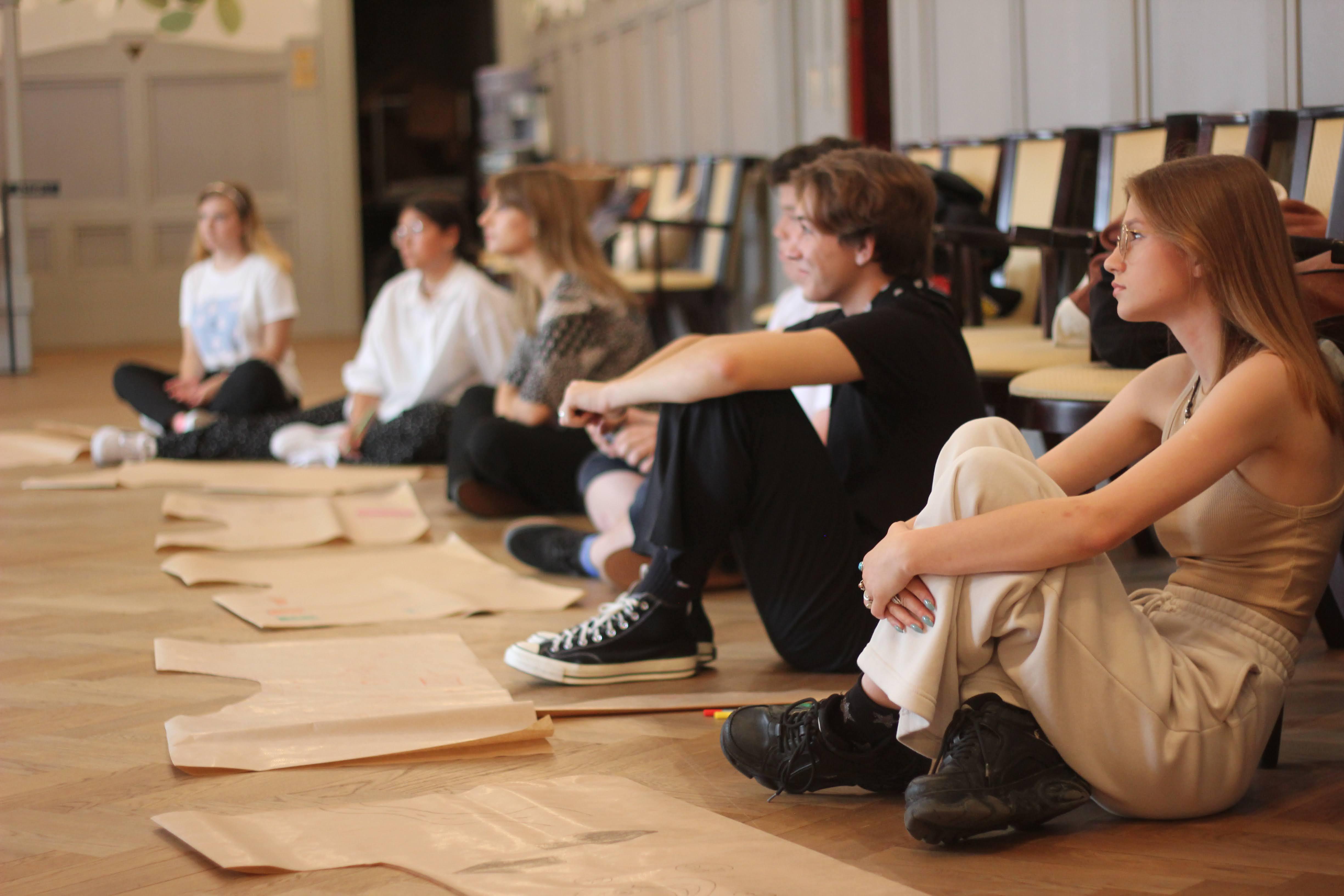 NOWY STARY - warsztaty dla młodzieży